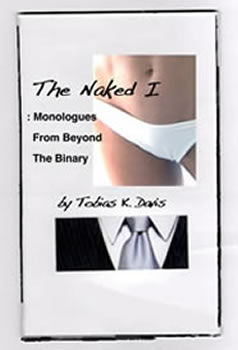 Postcard artwork from The Naked I
